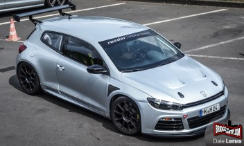 This Raeder Scirocco could give a GT3 a run for its money...