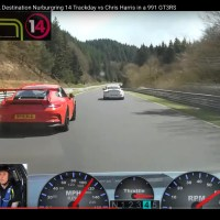 VIDEO: DIY Golf mk2 versus Harris in a 991 GT3.RS