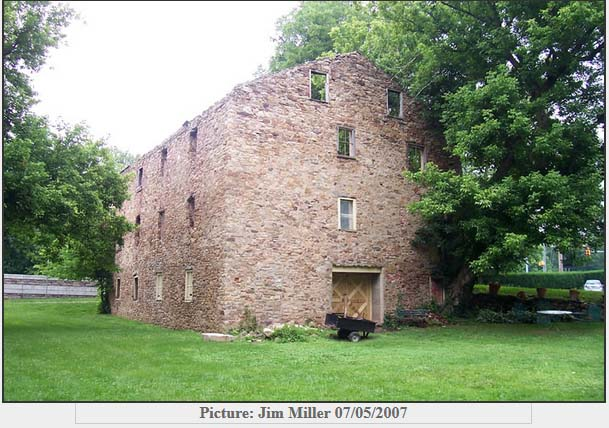 Old Bridgetown Mill House