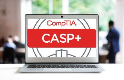 CompTIA CASP+ course thumbnail