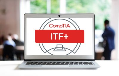 ComptTIA IT Fundamentals course thumbnail