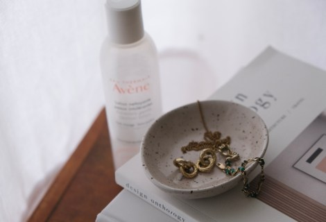 A simpler skincare routine, beauty products, skincare routine, Estee Lauder, La Roche Posay