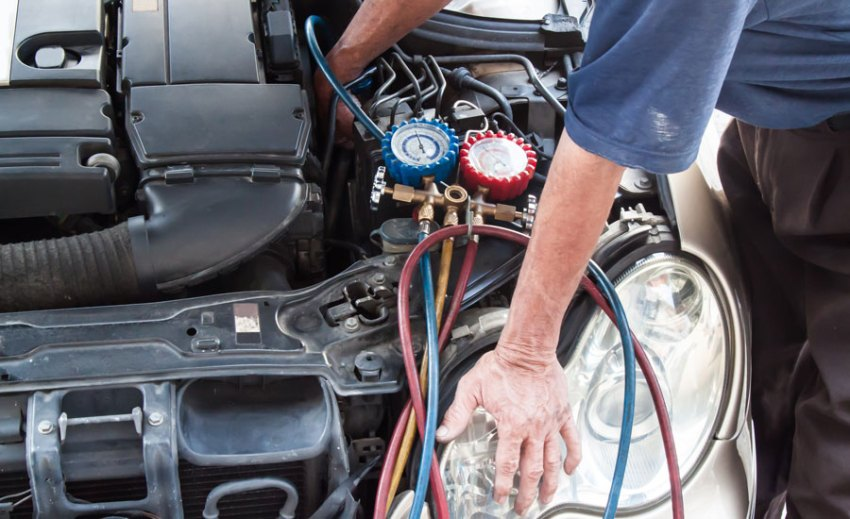 Auto Ac Repair Car Truck Scottsdale Bridwell Automotive Cente