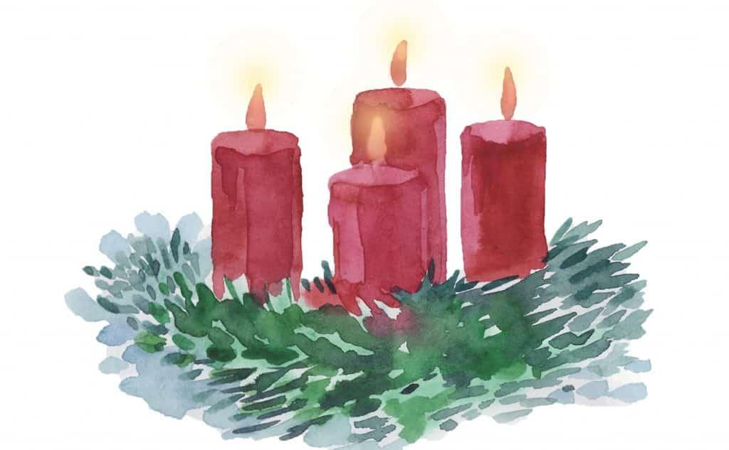 Advent Bilder Lustig