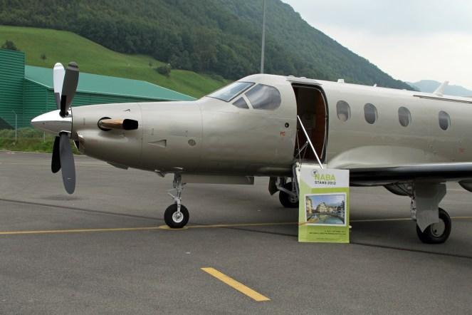 NABA PC-12 Flug 005