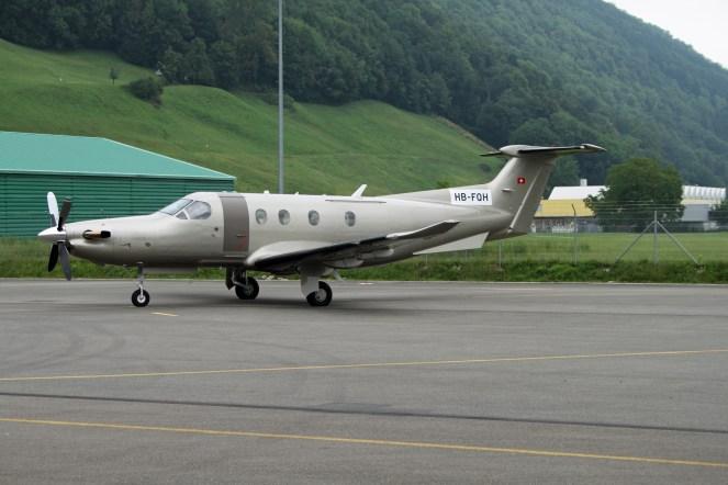 NABA PC-12 Flug 012