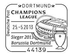 Champions League-Sieger Borussia Dortmund?