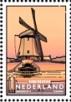 Ein sogenannter Innendreher auf Briefmarke