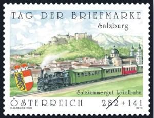 Salzkammergut Lokalbahn