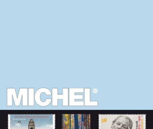 MICHEL Deutschland-Katalog 2014-2015