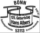 Stempel Hans Albers