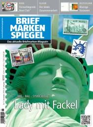 BMS 11-2019 USA New York Freiheitsstatue Zeppelin Titel