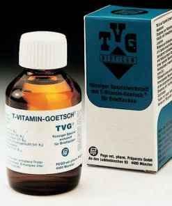 Calcanit T-Vitamin-Goetsch 250ml TVG