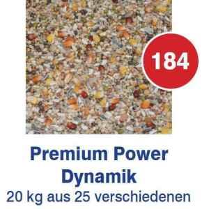 Vanrobaeys Premium Power Dynamik Nr.184, 20kg, incl. Versand