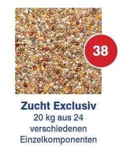 Vanrobaeys - Zucht Exclusiv Nr.38 20kg