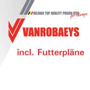 Vanrobaeys + Futter