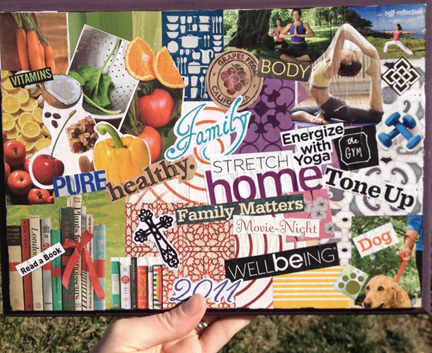 2011 Dream Board