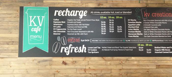 Kid Ventures in 4S Ranch Cafe