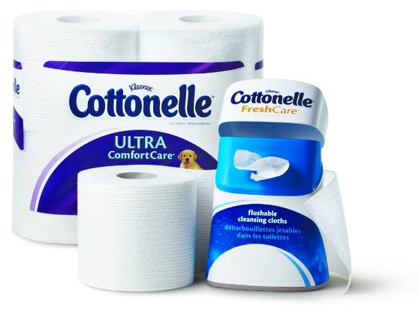 Cottonelle Fresh Care