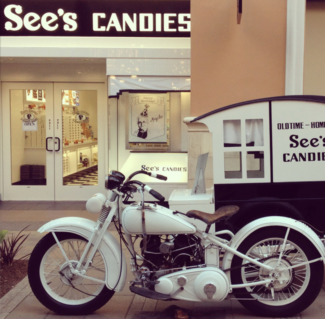 Sees Candies Fashion Valley