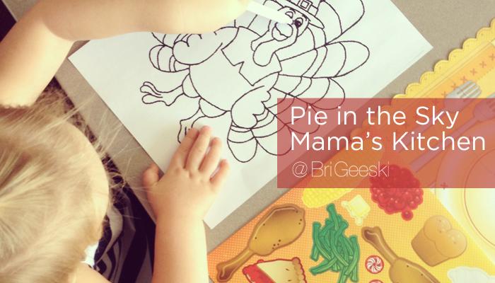 coloring at mamas kitchen