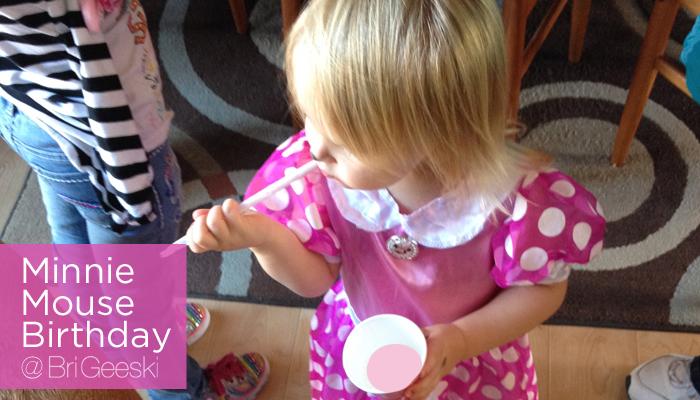 Strawberry Milk #minnie #disney #minniesbowtique
