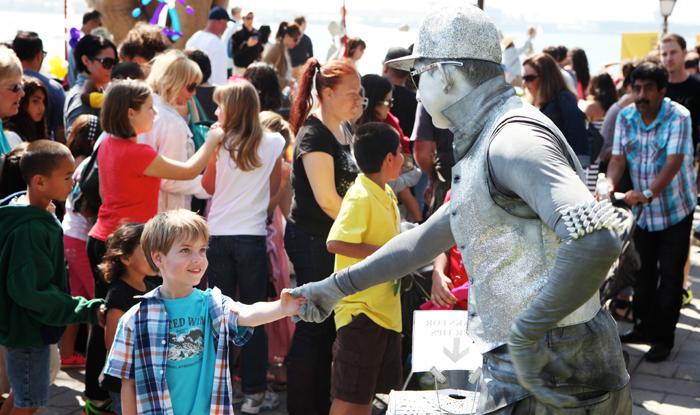Busker Festival at Seaport Village