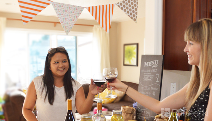 How to Host a Summer Wine Party