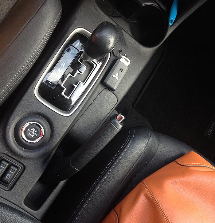 Mitsubishi Outlander GT