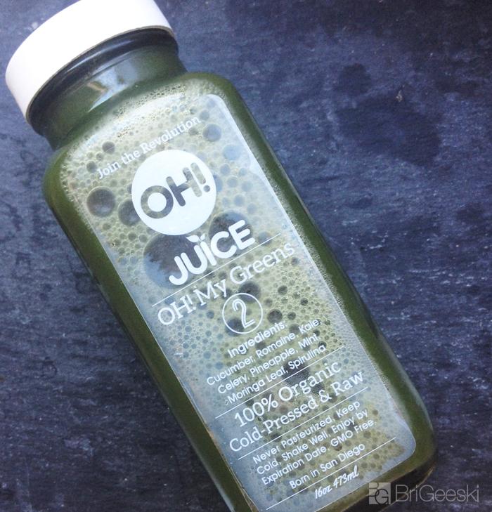 greens juice