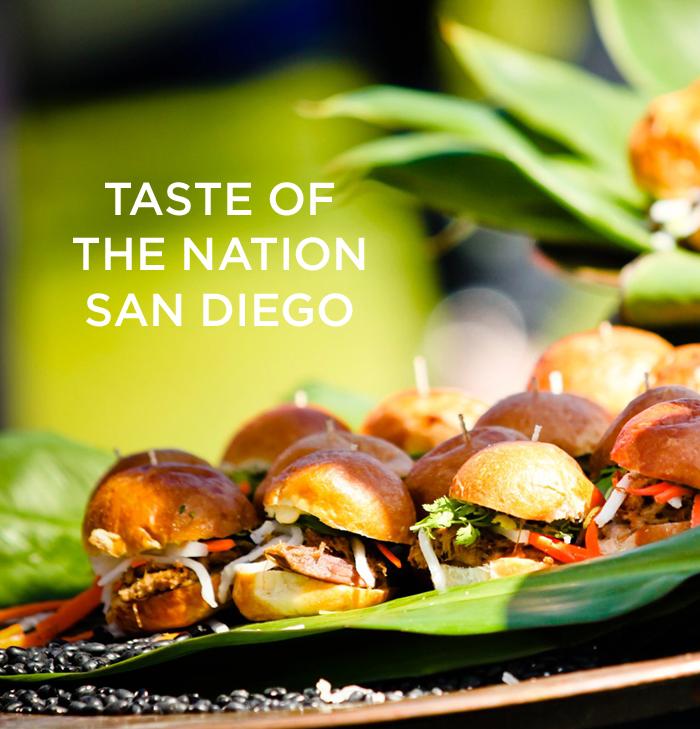 Taste of the Nation San Diego 9/14/14