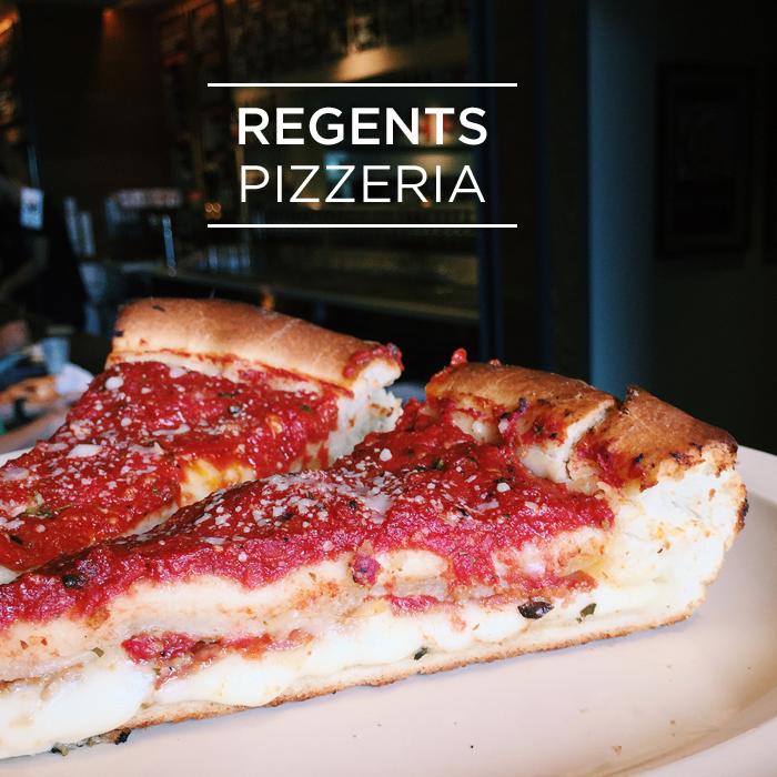 Regents Pizzeria UTC