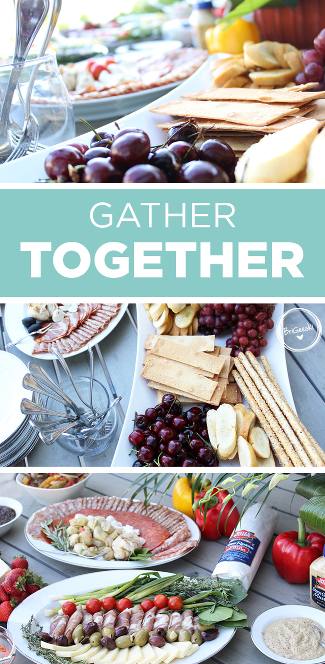 My family and I gather together at the table to talk about our day and enjoy a meal. This is important because it gives us all a chance to connect.
