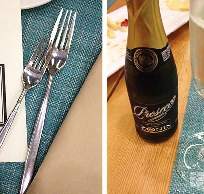 Table 926, San Diego, Restaurant, Prosecco