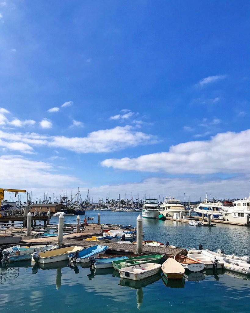 Shelter Island Bay, San Diego, CA
