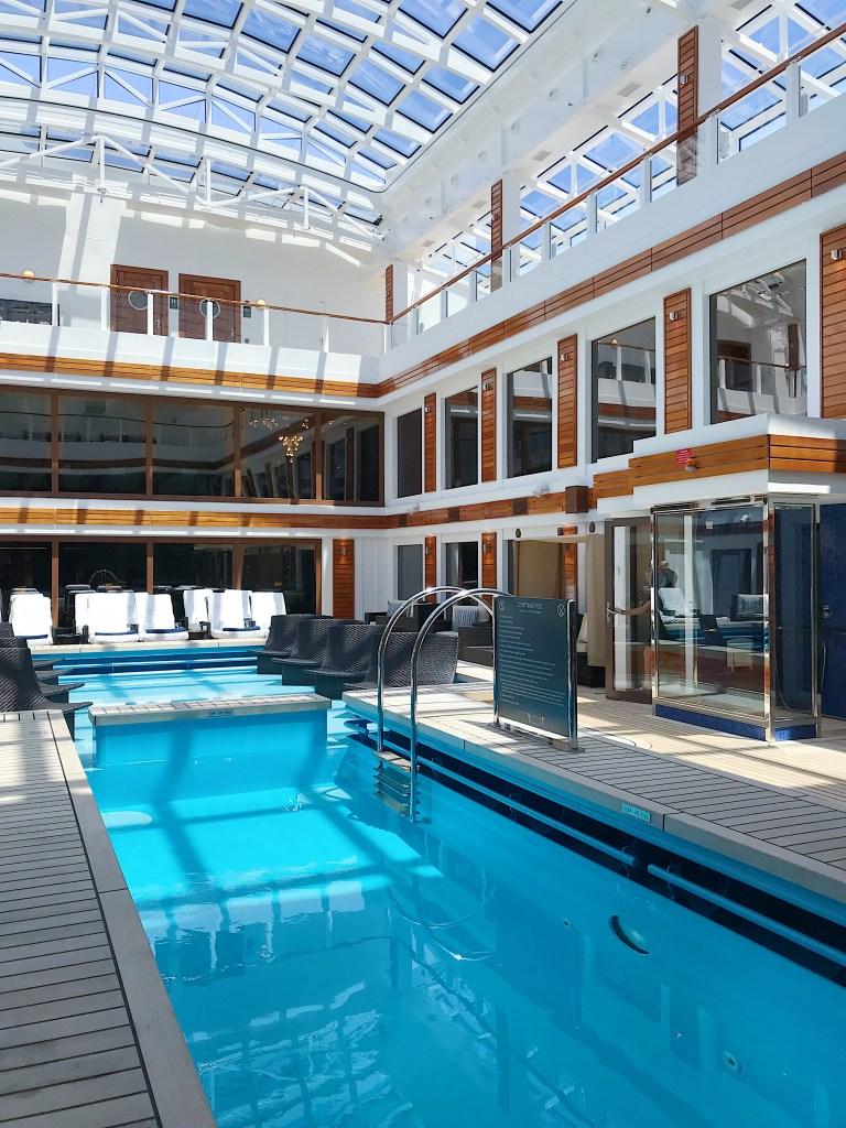 Norwegian Joy Haven Pool