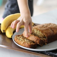 Bake This Banana Bread With The Kids