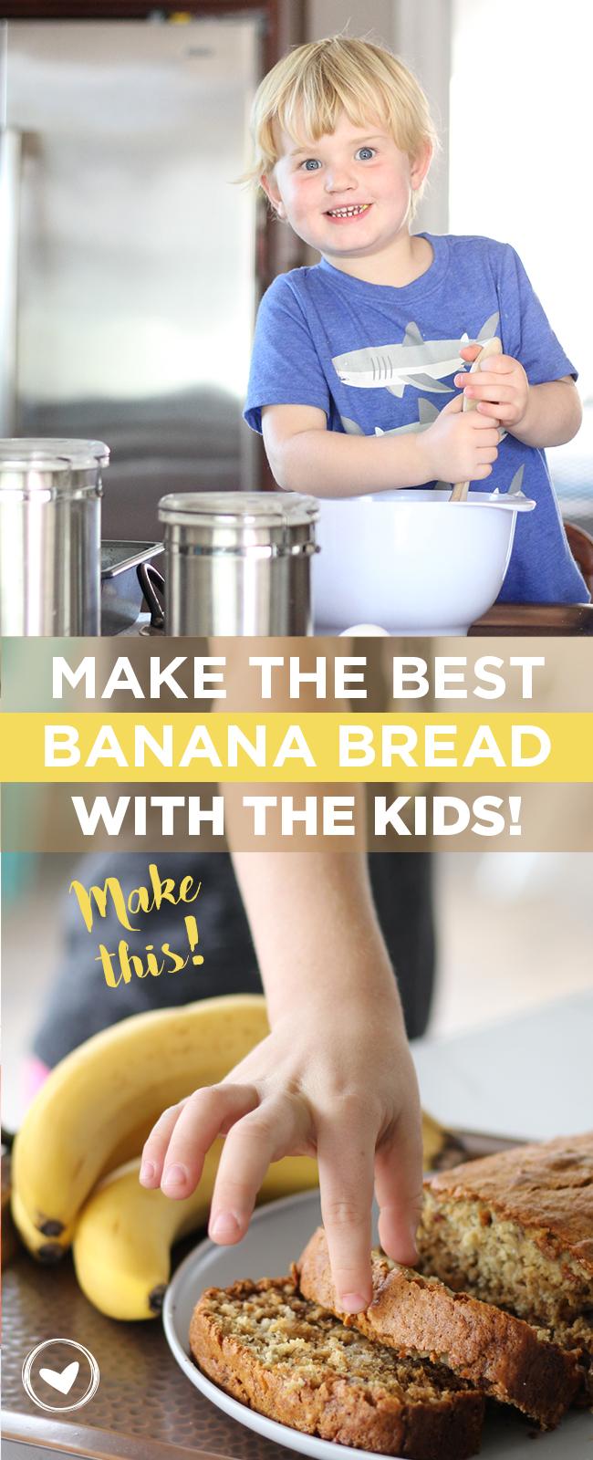 make the best banana bread