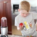 teach kids to make smoothies