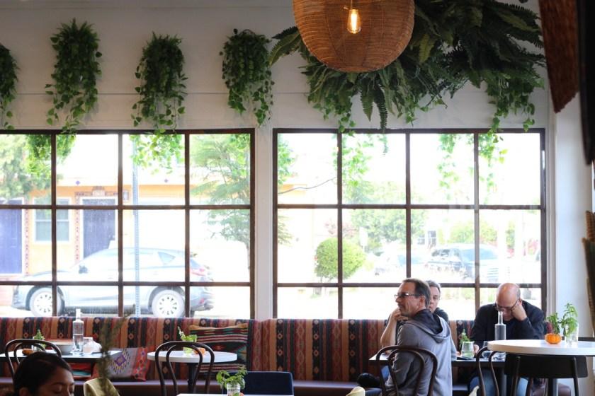 Pachamama Restaurant Interior