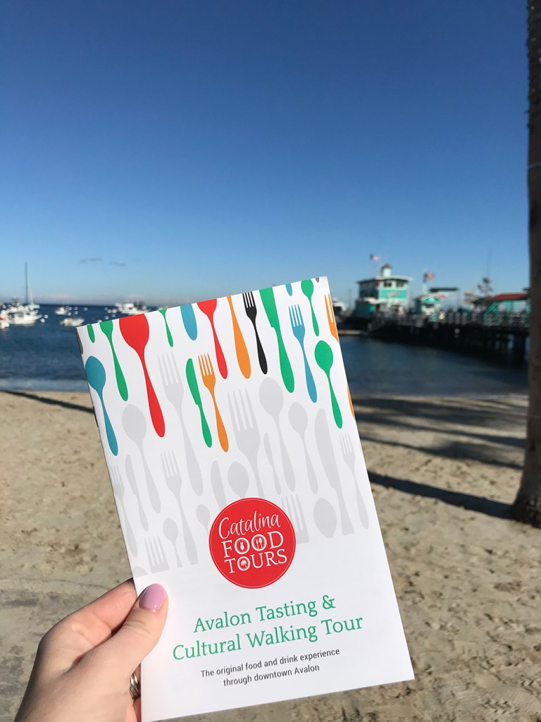 Take the Catalina Food Tour on a One Night Trip to Catalina Island