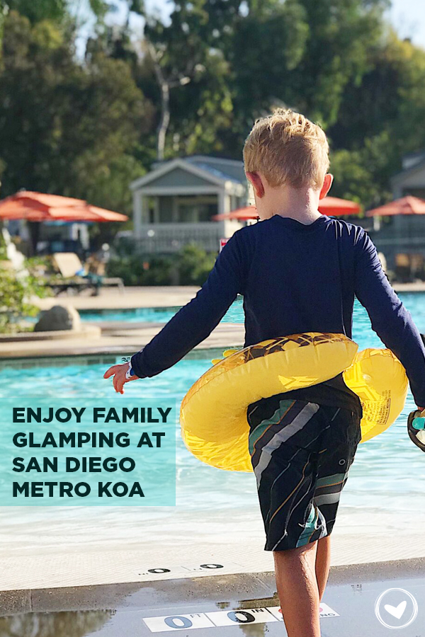 Enjoy Family Glamping at San Diego Metro KOA