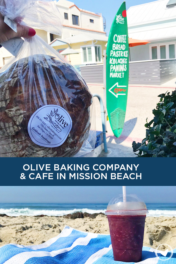Olive Baking Company in Mission Beach