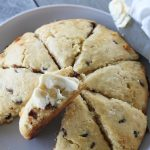 Delicious Chocolate Chip Scones
