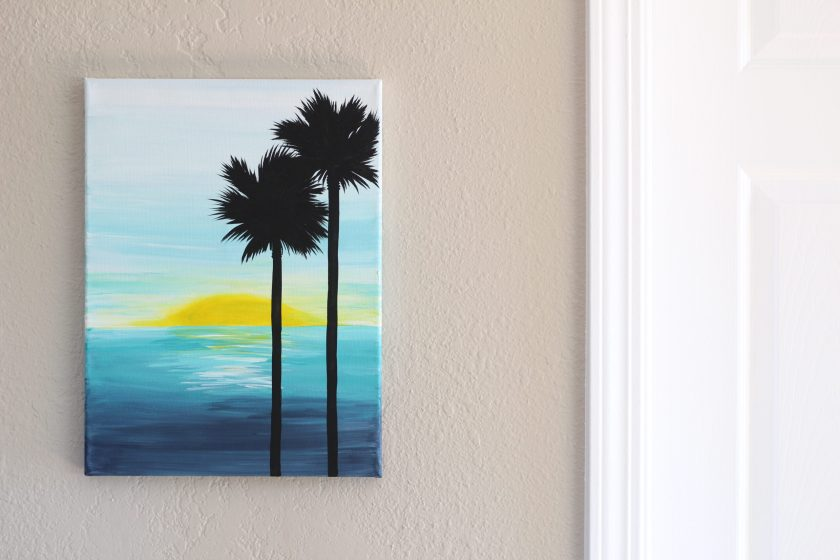 Paint Beautiful Beach Scenes