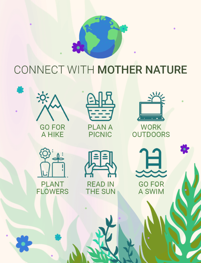 Connecting With the Earth