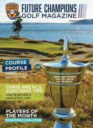 March Issue of FCG Magazine