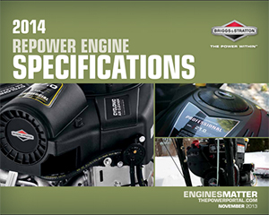 Small Engine Replacement Specifications Briggs Stratton