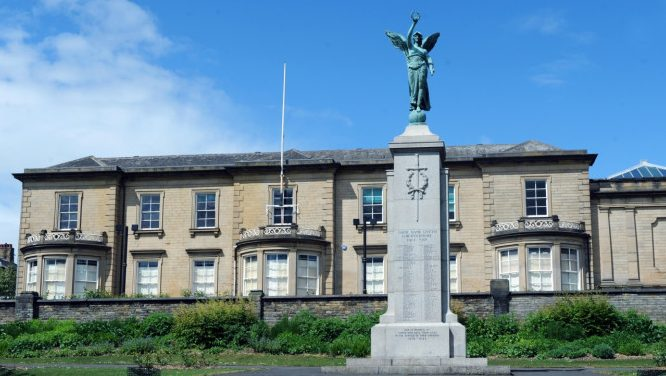 Smith Art Gallery and Library | Brighouse Arts Festival