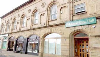 Brighouse Civic Hall | Brighouse Arts Festival